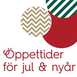 Julens Öppettider på Steinbrenner & Nyberg